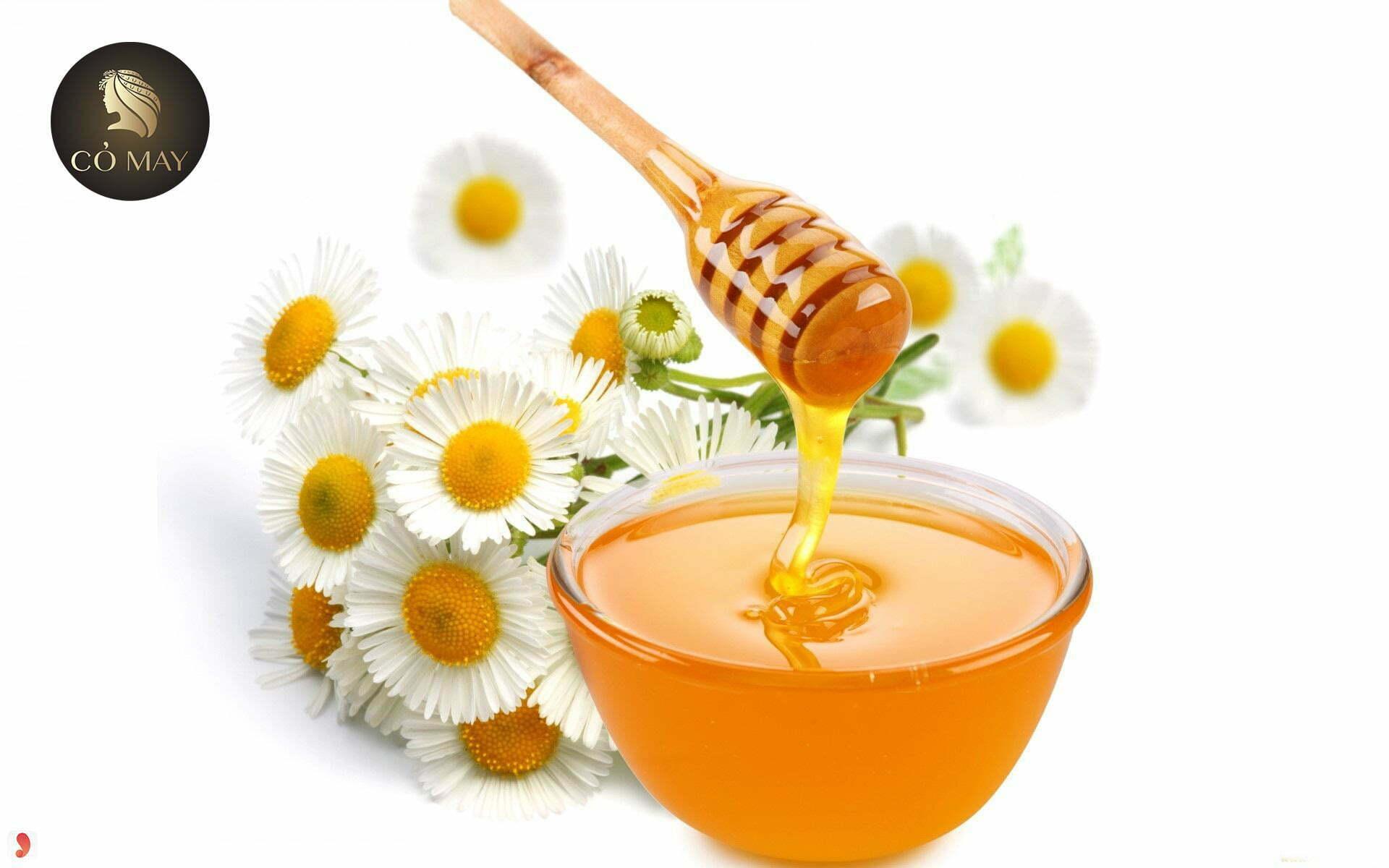 Khế kết hợp với mật ong