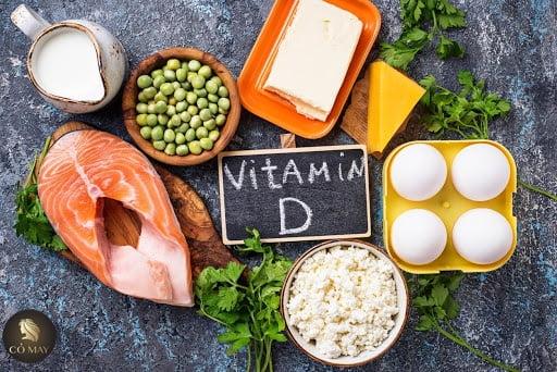 Mái tóc chắc khỏe với vitamin D