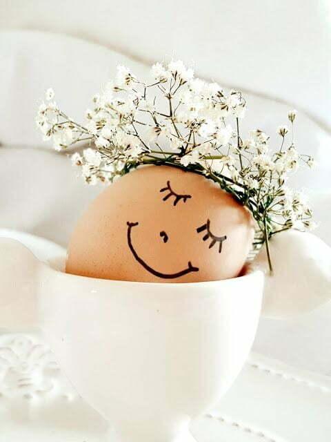 Lòng trắng trứng sẽ là trợ thủ đắc lực trên con đường tìm lại mái tóc bồng bềnh vi diệu