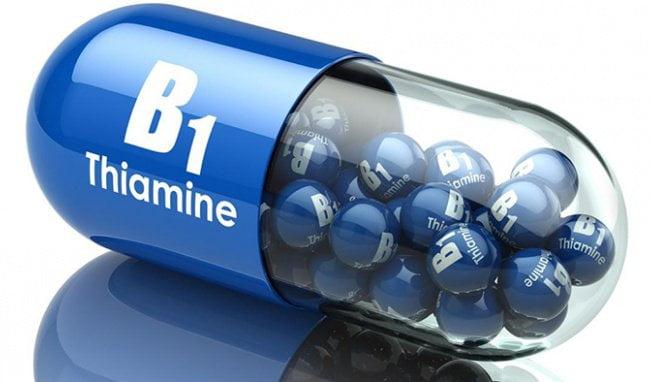 phương pháp trị rụng tóc bằng B1 từ lâu cũng đã được nhiều người biết đến