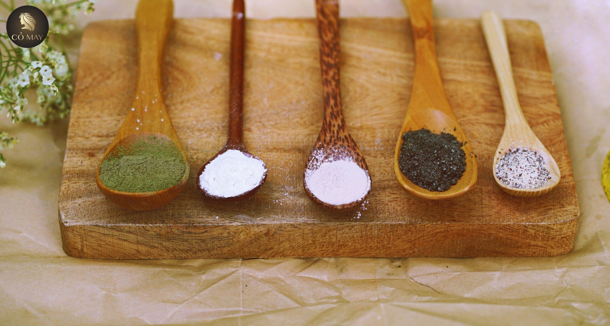 Mẹo trị gàu cho tóc nhuộm bằng muối